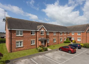 Thumbnail 2 bed flat for sale in Saddlers Close, Huntington, York