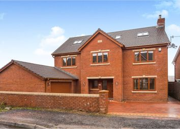 Thumbnail 7 bed detached house for sale in Beacon Heights, Merthyr Tydfil