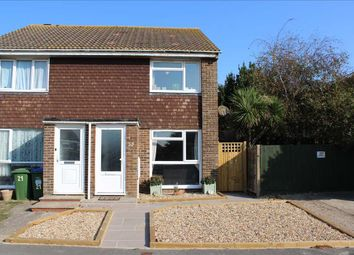 Belvedere Gardens, Seaford BN25. 2 bed end terrace house