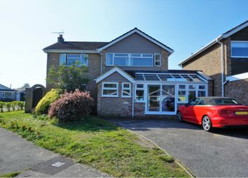 Thumbnail 5 bed detached house for sale in Uplands Road, Ferndown