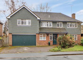 Thumbnail 5 bed detached house for sale in Mill Pond Road, Windlesham