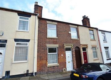 Thumbnail 2 bed terraced house for sale in Stone Street, Penkhull, Stoke On Trent