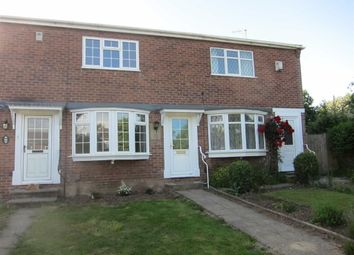 Thumbnail 2 bed town house to rent in Thetford Close, Woodthorpe View, Nottingham