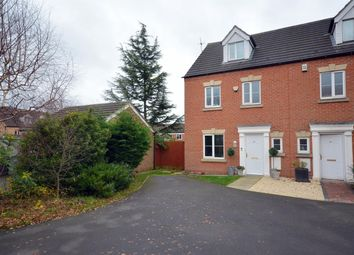 4 bed semi-detached house for sale in Sandringham Close, Newbold, Chesterfield S41