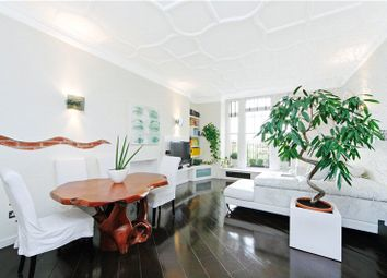 Thumbnail 3 bed flat for sale in Oakwood Court, Holland Park, London