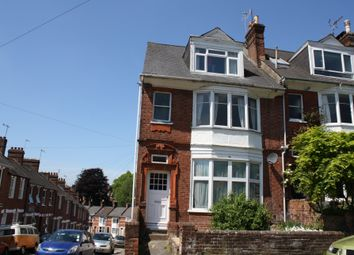 Thumbnail Flat to rent in Fairpark Road, St. Leonards, Exeter