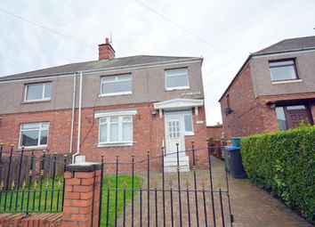 Thumbnail 3 bed semi-detached house to rent in Birch Road, West Cornforth, Ferryhill