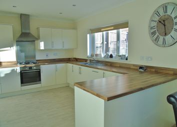 Thumbnail 6 bed detached house for sale in Dover Court, Willington, Crook