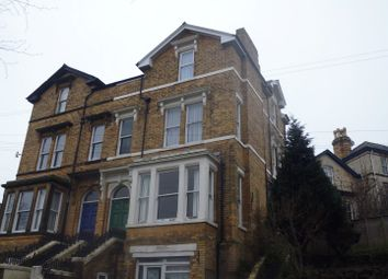 Thumbnail 1 bedroom flat to rent in Cromwell Parade, Scarborough