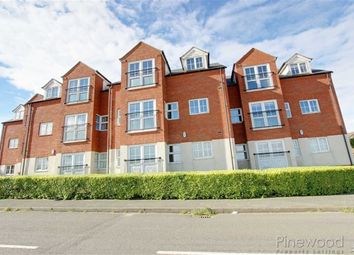 Thumbnail 2 bed flat to rent in Waterloo Court, Lower Pilsley, Chesterfield, Derbyshire