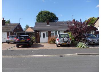 Thumbnail 2 bed semi-detached bungalow for sale in Abbeydale, Burscough