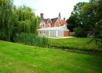 Thumbnail 5 bed detached house to rent in Haroldslea Drive, Horley, Surrey