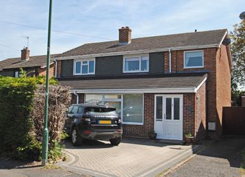 Thumbnail 4 bedroom semi-detached house for sale in Westfield Road, Benson, Wallingford