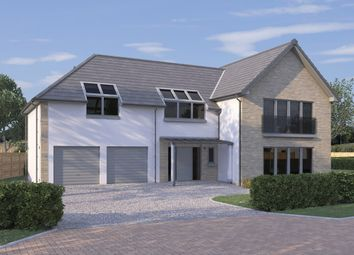 Thumbnail 5 bedroom detached house for sale in The Brackmount, Plot 10, Drumoig, St. Andrews