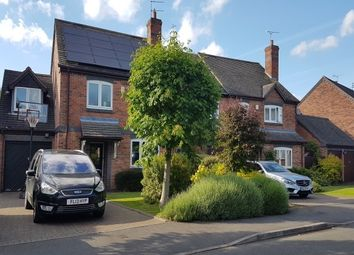 Thumbnail 4 bed property to rent in Brook Lane, Loughborough, Leicestershire
