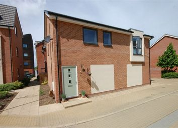 Thumbnail 2 bed flat for sale in Cubitt Street, Aylesbury, Buckinghamshire