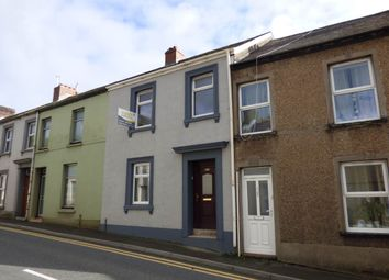 Thumbnail 3 bed property to rent in Priory Street, Carmarthen, Carmarthenshire
