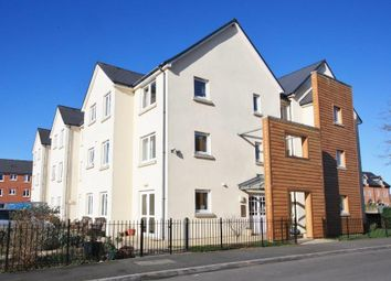 Thumbnail 1 bed flat for sale in Cobbett Court, Highworth