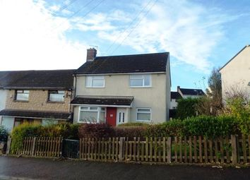 Thumbnail 3 bed end terrace house for sale in Mixenden Road, Halifax, West Yorkshire