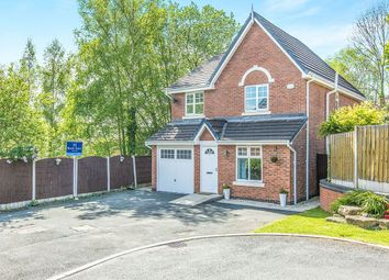 Thumbnail 4 bed detached house to rent in Coronet Close, Appley Bridge, Wigan