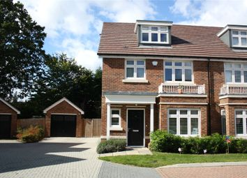 Thumbnail 4 bedroom semi-detached house for sale in Freshers Grove, Earley, Reading, Berkshire