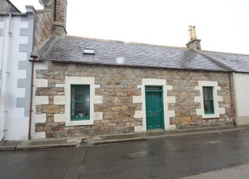 Thumbnail 2 bed terraced house for sale in Commercial Street, Findochty, Buckie
