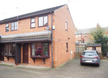 Thumbnail 2 bed semi-detached house for sale in Oliver Close, Newark