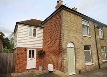 Thumbnail 3 bed semi-detached house for sale in High Street, Littlebourne