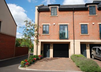 Thumbnail 4 bed town house for sale in Waterside Mews, Cockhill, Trowbridge