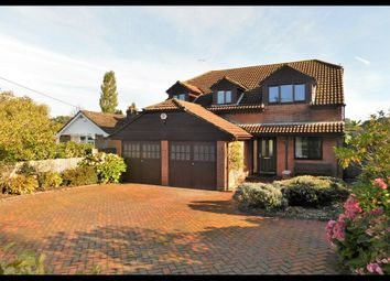 Thumbnail 4 bed detached house for sale in Pollards Moor Road, Southampton