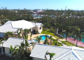 Thumbnail 5 bedroom detached house for sale in Private Canal Estate, Bahama Reef Yacht, Grand Bahama Island
