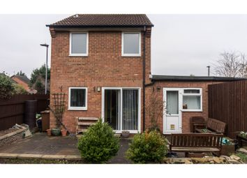 Thumbnail 3 bed detached house for sale in Uldale Way, Gunthorpe
