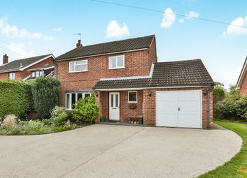 Thumbnail 3 bed detached house for sale in Manns Lane, Swanton Morley, Dereham