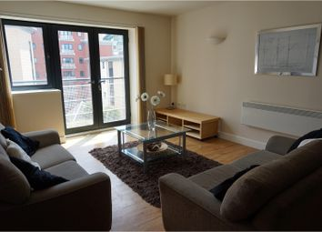 Thumbnail 1 bed flat to rent in 100 Browning Street, Birmingham