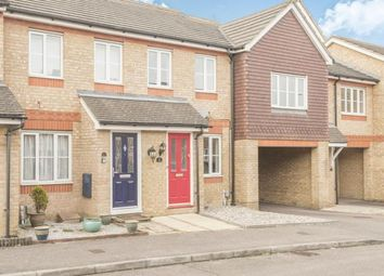 Thumbnail 2 bedroom terraced house for sale in The Chilterns, Stevenage, Hertfordshire, England