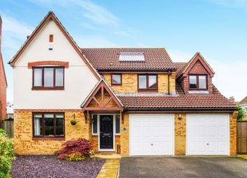 Thumbnail 5 bedroom detached house for sale in Home Field Close, Emersons Green, Bristol