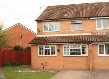 Thumbnail 3 bedroom semi-detached house for sale in Cherry Down Close, Thornhill, Cardiff