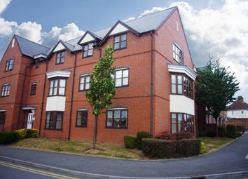 Thumbnail 2 bed flat to rent in Swan Lane, Evesham