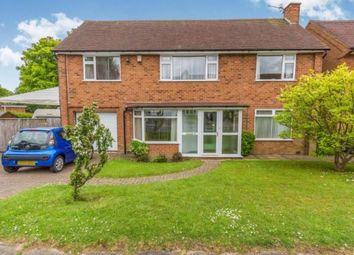 Thumbnail 4 bedroom detached house for sale in St. Denis Road, Selly Oak, Birmingham, West Midlands