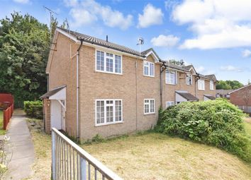 Thumbnail 1 bed end terrace house for sale in Rowan Lea, Chatham, Kent