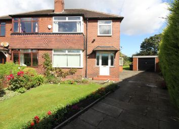 Thumbnail 3 bed semi-detached house for sale in Manston Way, Crossgates, Leeds