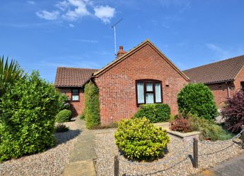 Thumbnail 2 bed detached bungalow to rent in Hawthorn Walk, Holt