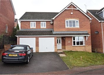 Thumbnail 4 bed detached house for sale in Queenswood Close, Sheffield
