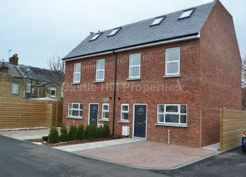 Thumbnail 4 bed semi-detached house for sale in North Road, Southall, Greater London.