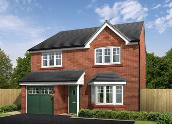 "Thumbnail 4 bedroom detached house for sale in ""Southwold"" at Croxton Lane, Middlewich"