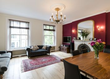 Thumbnail 3 bedroom flat to rent in Marloes Road, London