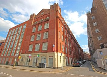 Thumbnail 2 bed flat for sale in St. Georges Mill, 9 Wimbledon Street, Leicester