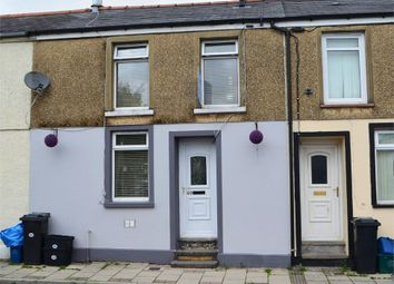 Thumbnail 2 bed terraced house for sale in Barrack Row, Dowlais, Merthyr Tydfil, Mid Glamorgan