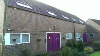 Thumbnail 1 bedroom flat to rent in Iveagh Court, Exeter