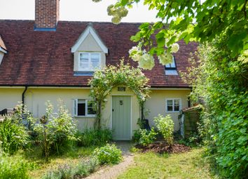 Thumbnail 3 bed terraced house for sale in Water Run, Hitcham, Ipswich